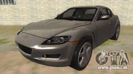 NFS PRO STREET: Mazda RX-8 Tunable pour GTA San Andreas