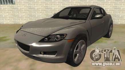 NFS PRO STREET: Mazda RX-8 Tunable für GTA San Andreas