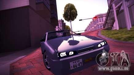 Elegy By DriftRealityTeam für GTA San Andreas