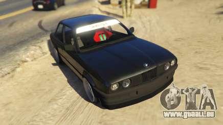 BMW E30 Drift pour GTA 5
