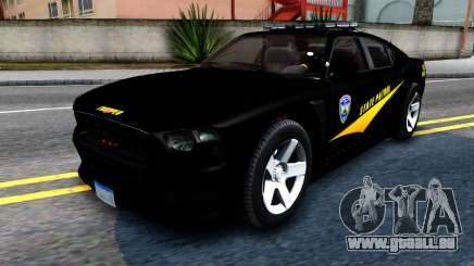Bravado Buffalo State Patrol 2013 pour GTA San Andreas