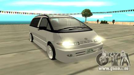 Toyota Estima pour GTA San Andreas
