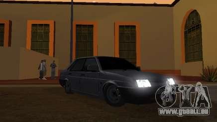 VAZ 21099 BPAN pour GTA San Andreas