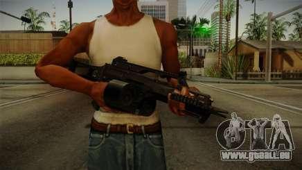 HK G36C v1 für GTA San Andreas