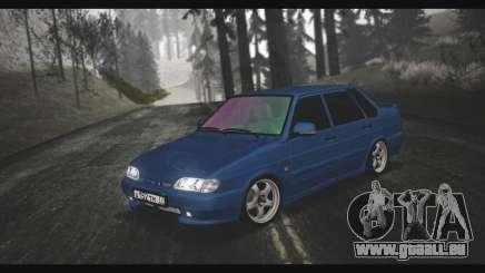 2115 Bleu pour GTA San Andreas