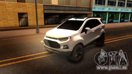 Ford EcoSport 2016 für GTA San Andreas
