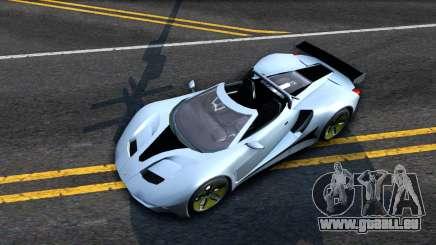 GTA V Vapid FMJ Roadster für GTA San Andreas