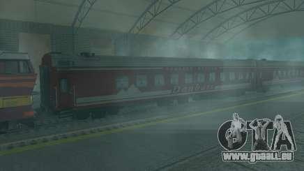 Fach Auto-Donezk-Moskau für GTA San Andreas