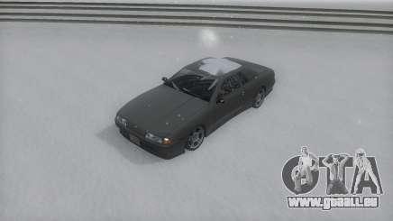 Elegy Winter IVF pour GTA San Andreas