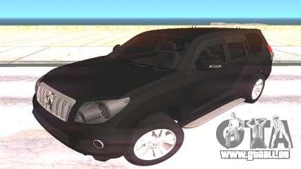 Toyota Land Cruiser Prado SUV pour GTA San Andreas