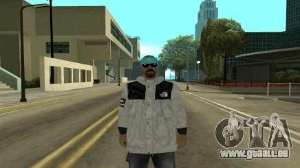 Varios Los Aztecas 2 pour GTA San Andreas