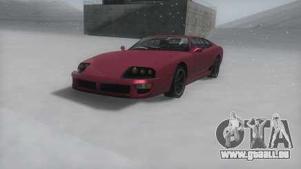 Jester Winter IVF pour GTA San Andreas
