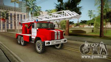 ZIL-433442 AL-30 pour GTA San Andreas
