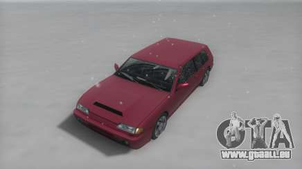 Flash Winter IVF pour GTA San Andreas