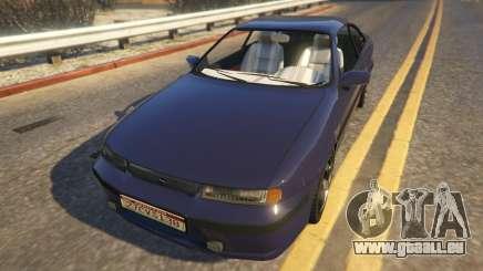 Opel Calibra GT v2 pour GTA 5