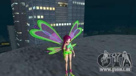 Fairy Roxy from Winx Club Rockstars pour GTA San Andreas