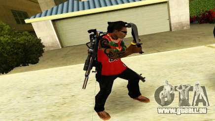 Crocodile Dundee Knife OUTBACK pour GTA San Andreas