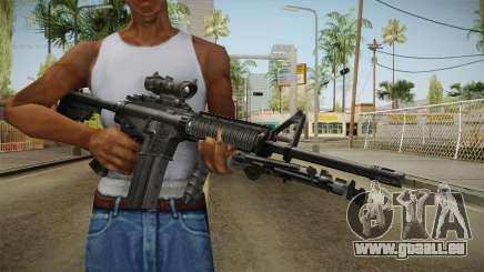 M4A1 ACOG für GTA San Andreas