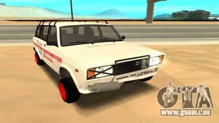 VAZ 2104 BK pour GTA San Andreas