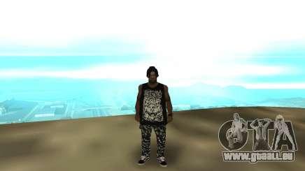 Ballas3 pour GTA San Andreas