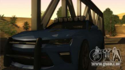 Chevrolet Camaro SS Xtreme pour GTA San Andreas