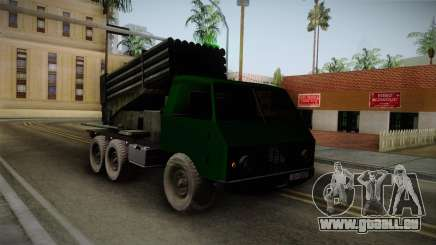 TAM 110 Serbian Military Vehicle für GTA San Andreas
