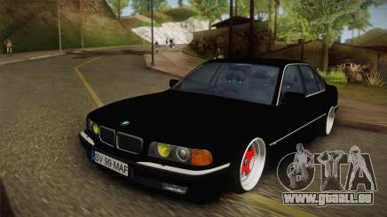 BMW 7 Series E38 Low für GTA San Andreas