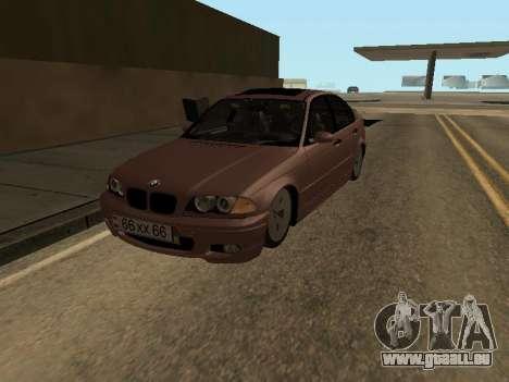 BMW 320i Armenian für GTA San Andreas
