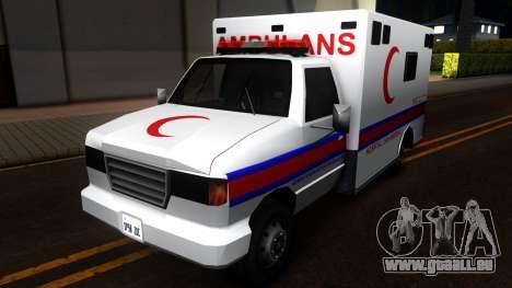 Ambulance Malaysia für GTA San Andreas