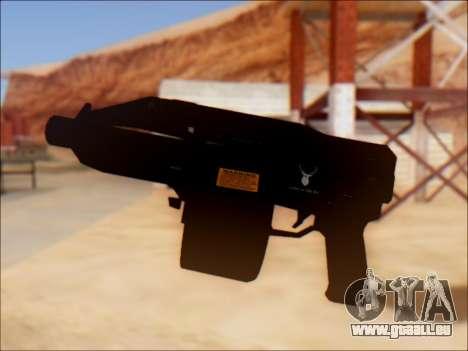 GTA 5 Shrewsbury Sweeper Shotgun für GTA San Andreas