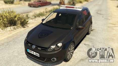 SIPA Policija für GTA 5