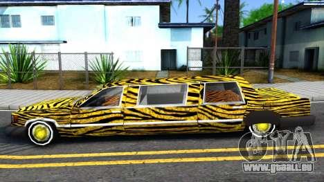 STReTTTcH LoWriDEr pour GTA San Andreas laissé vue