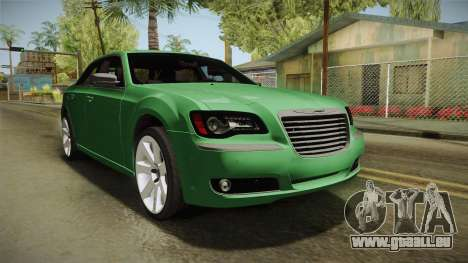 Chrysler 300C 2012 für GTA San Andreas