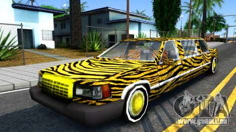 STReTTTcH LoWriDEr pour GTA San Andreas