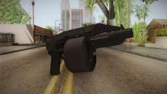 Bikers DLC Sweeper Shotgun