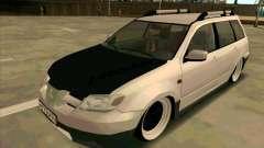 Mitsubishi Outlander Greddy für GTA San Andreas