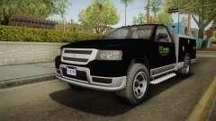 GTA 5 Vapid Utility Van