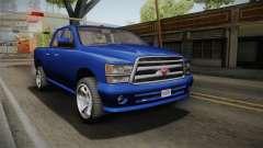 GTA 5 Bravado Bison