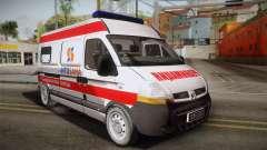 Renault Master Krankenwagen