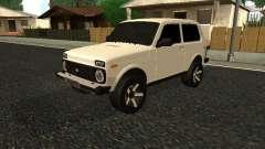 Niva 2121 Armenian pour GTA San Andreas