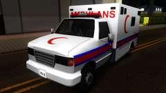 Ambulance Malaysia pour GTA San Andreas