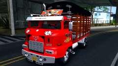 IFA W50 pour GTA San Andreas