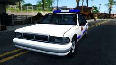 Declasse Premier Hometown Police Department 2000 für GTA San Andreas