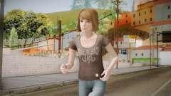 Life Is Strange - Max Caulfield EP4 v2 pour GTA San Andreas
