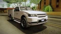 GTA 5 Vapid Utility Van IVF
