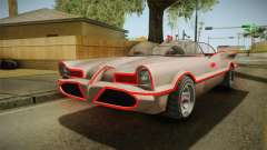 GTA 5 Vapid Peyote Batmobile 66 IVF