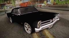 Pontiac GTO 1965 pour GTA San Andreas