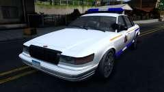Vapid Stanier Hometown Police Department 2004 pour GTA San Andreas
