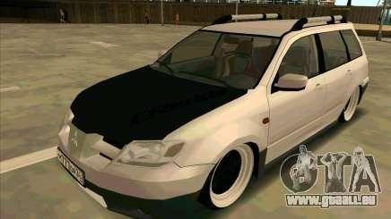 Mitsubishi Outlander Greddy pour GTA San Andreas