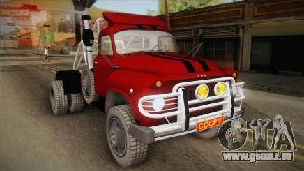 GAZ de Réglage 52 pour GTA San Andreas